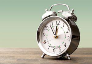 Trust Lockdown Clock